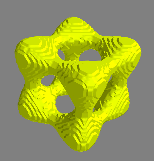 Wrapping C with Python: 3D image segmentation with region growing